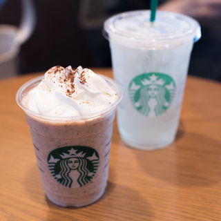 チャンキークッキーフラペチーノ(スターバックスコーヒー 姫路南店 (STARBUCKS COFFEE))