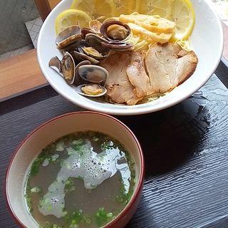 あさりつけ麺(あさり屋)