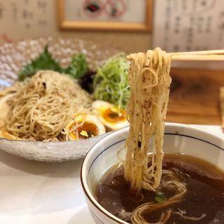 すする(別邸三く 中華㐂蕎麦 萃)