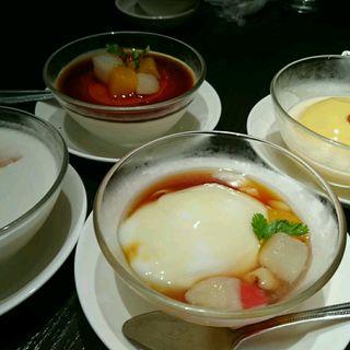 デザート(広東料理 民生 ヒルトンプラザウエスト店 (みんせい))