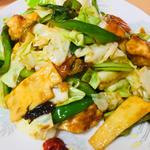 鶏肉ピーマン炒め(木栖飯店 (キスミハンテン))