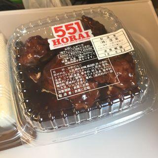 肉だんご(551蓬莱 JR新大阪駅店 (ゴーゴーイチホウライ))