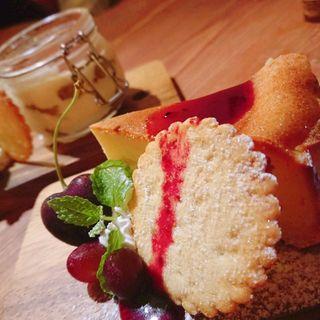 チーズケーキ(CALMATI)