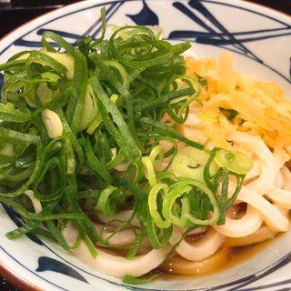 ぶっかけ並(丸亀製麺 名古屋丸の内店 )