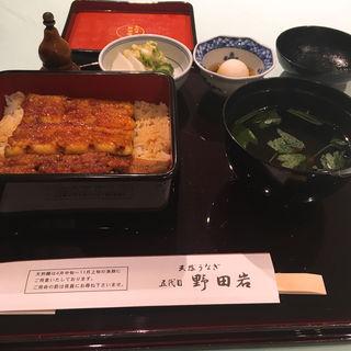 うな重蘭(浅田屋 日本橋高島屋 )