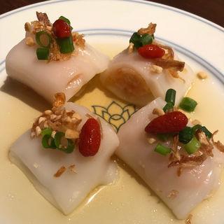 海老と豚肉の蒸し春巻き(ベトナミーズ・シクロ 六本木 (VIETNAMESE CYCLO))