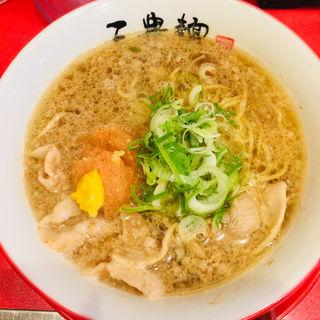 肉みぞれラーメン(三豊麺 斬 浅草ROX前店)