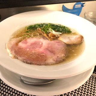 塩ラーメン(麺や 庄の ゴツボ (gotsubo))