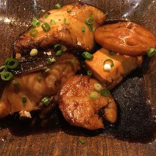 銀鱈煮付け(京ダイニング 上七軒)
