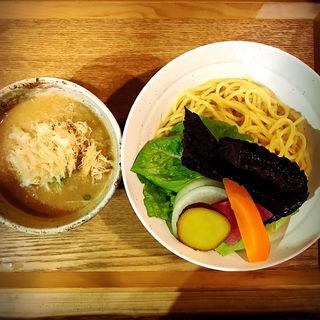 無添加つけ麺(大)(つけ麺 竹川 (ツケメン タケカワ))