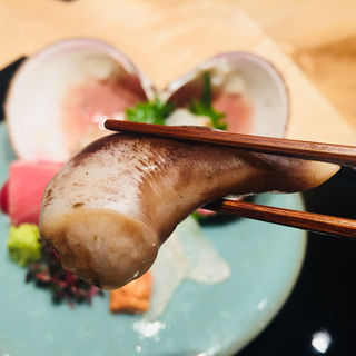 活き鳥貝(日本料理 翠 )