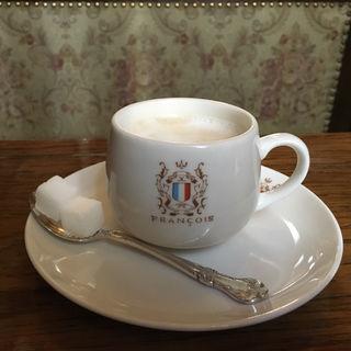 コーヒー(フランソア喫茶室 (Salon de the FRANCOIS))