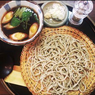 蕎麦(調布 清水)