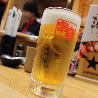 生ビール(串鳥 時計台通店 )