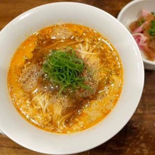 担々麺(鳴龍 (NAKIRYU))