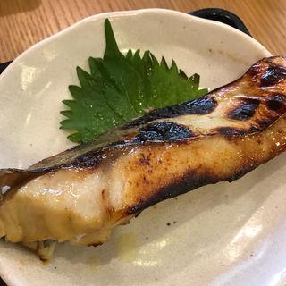 サワラの西京焼き  お昼の定食
