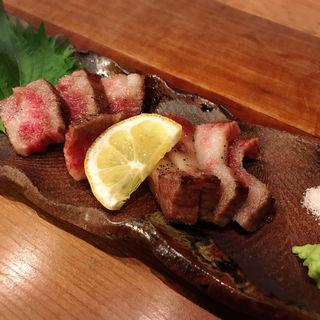 近江牛 炭焼き(酒肴 かおりぐさ)