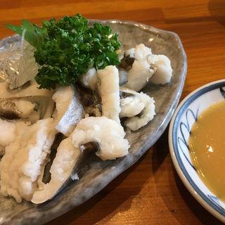 ハモ味噌酢(根岸家 )