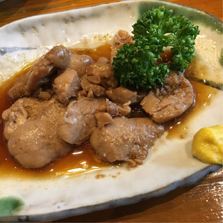 のどくろ肝煮(根岸家 )