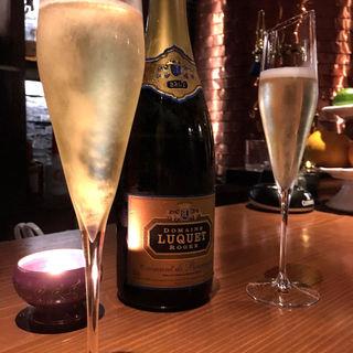 Domaine Roger Luquet Crémant De Bourgogne(Wine & Bar Oka)