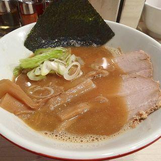 煮干中華そば(煮干中華そば玉五郎)