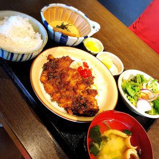 日替わり定食(kawara CAFE&DINING 新橋 (カワラ カフェアンドダイニング))