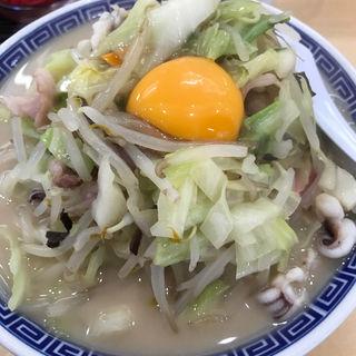 チャンポンの野菜追加(長崎亭 薬院店 )