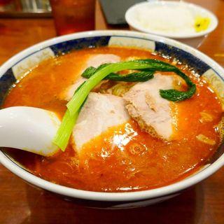 太肉担々麺(日比谷よかろう)