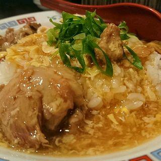 肉玉子あんかけ丼(あんぼう )
