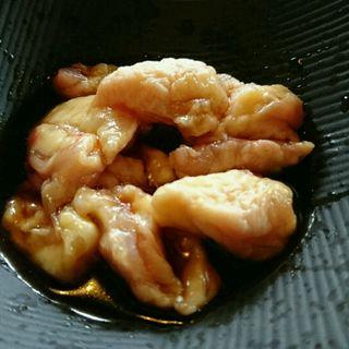 かわ焼き(ろばたやき山ろく (さんろく))
