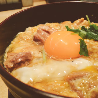 東京軍鶏 親子丼(鶏はな )
