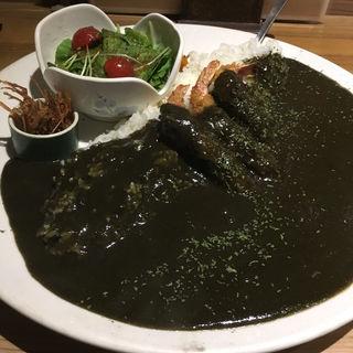 エビフライカレー特盛(魚舞 )