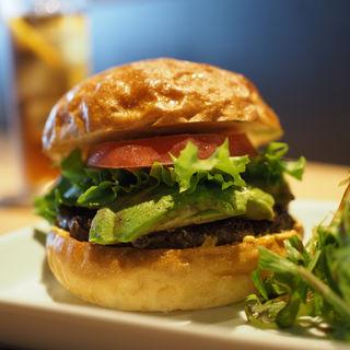 アボカドバーガー(ランチ)(Craft Burger co. 堂島店)