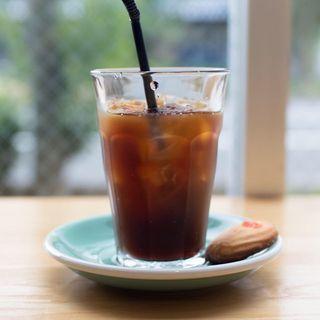 アイスコーヒー(ロードアイランドカフェ)