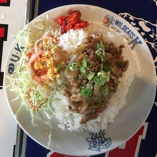 テリヤキライス(ユーケーワイルドキャッツカフェ 西宮武庫川店  (U・K WILDCATS CAFE))