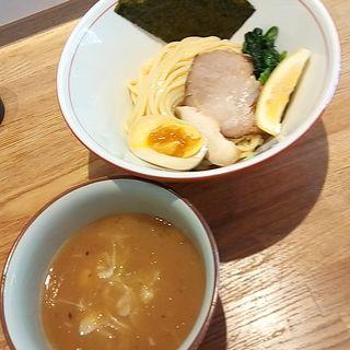 芳醇魚介鶏白湯つけ麺(饗膳麺 昌㐂)