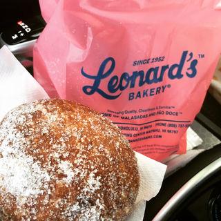 Malasada(Leonard's Bakery)