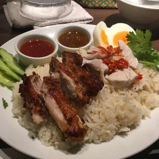 MIXカオマンガイ(THAIFOOD DINING&BAR マイペンライ )
