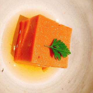 トマト豆腐(柊草 本店 (HIIRAGISO ひいらぎそう))