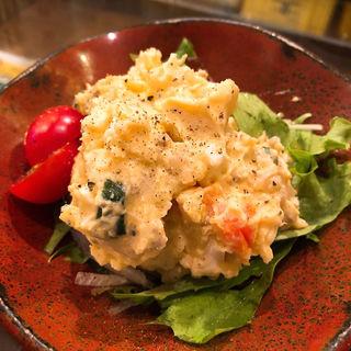 ポテトサラダ(WA鶏BAR 本店 (ワトリバー))