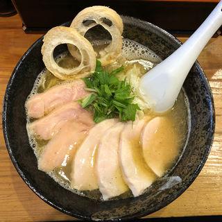 鶏塩(らーめん専門 和海 (なごみ))