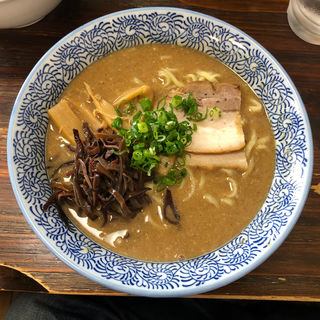 魚介醤油(ひかり食堂 )