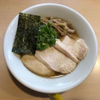汁そば(春光亭)