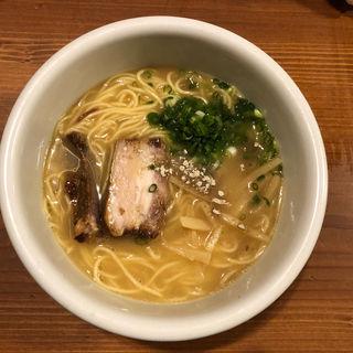 中華そば(瓢太 (ひょうた))