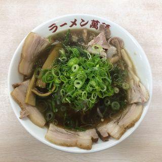 特製ラーメン(萬福 下鳥羽店 )
