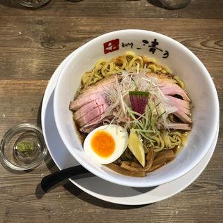 角長醤油の冷やし和え麺(和 dining 清乃 (セイノ))