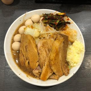 中汁無し 300g(ラーメン フクロウ)