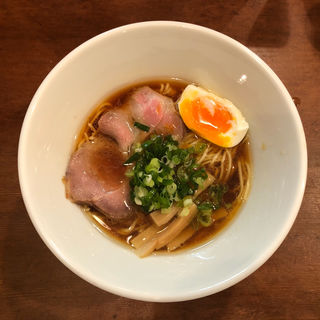 中華そば(麺やはなぶさ)