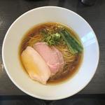 芳醇鶏そば 醤油(麺や福はら)