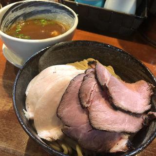 特製魚介鶏白湯つけ麺 300g(麺や而今 (じこん))